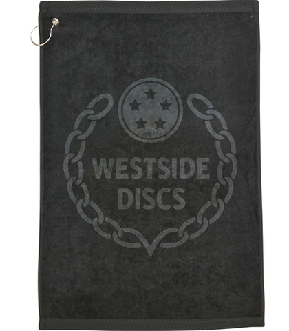 Westside Disc Golf Towel