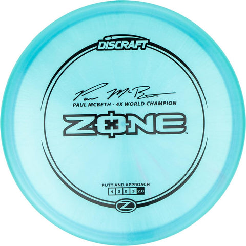 Z Zone - Paul McBeth Signature Series