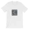 Compassionate | Vegan T Shirt White / S Earth Supply
