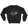 Earth Supply | Vegan Sweatshirt Black / S Earth Supply