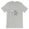 Eat More Tofu | Vegan T Shirt Athletic Heather / S Earth Supply