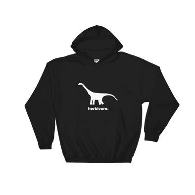 Herbivore | Vegan Hoodie Black / S Earth Supply