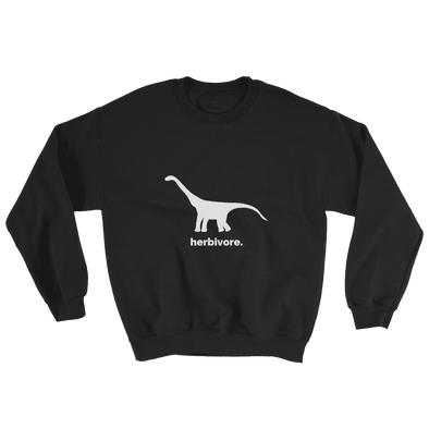Herbivore | Vegan Sweatshirt Black / S Earth Supply