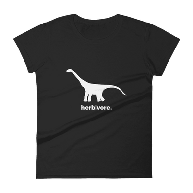 Herbivore | Vegan Tee Black / S Earth Supply