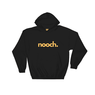 Nooch | Vegan Hoodie Black / S Earth Supply