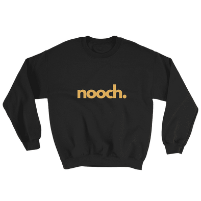 Nooch | Vegan Sweatshirt Black / S Earth Supply