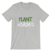 Plant #based | Vegan T Shirt Athletic Heather / S Earth Supply