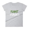 Plant #based | Vegan Tee Heather Grey / S Earth Supply