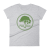 Plant Based | Vegan Tee Heather Grey / S Earth Supply