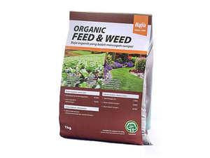 Baba Weed Care ORGANIC FEED & WEED