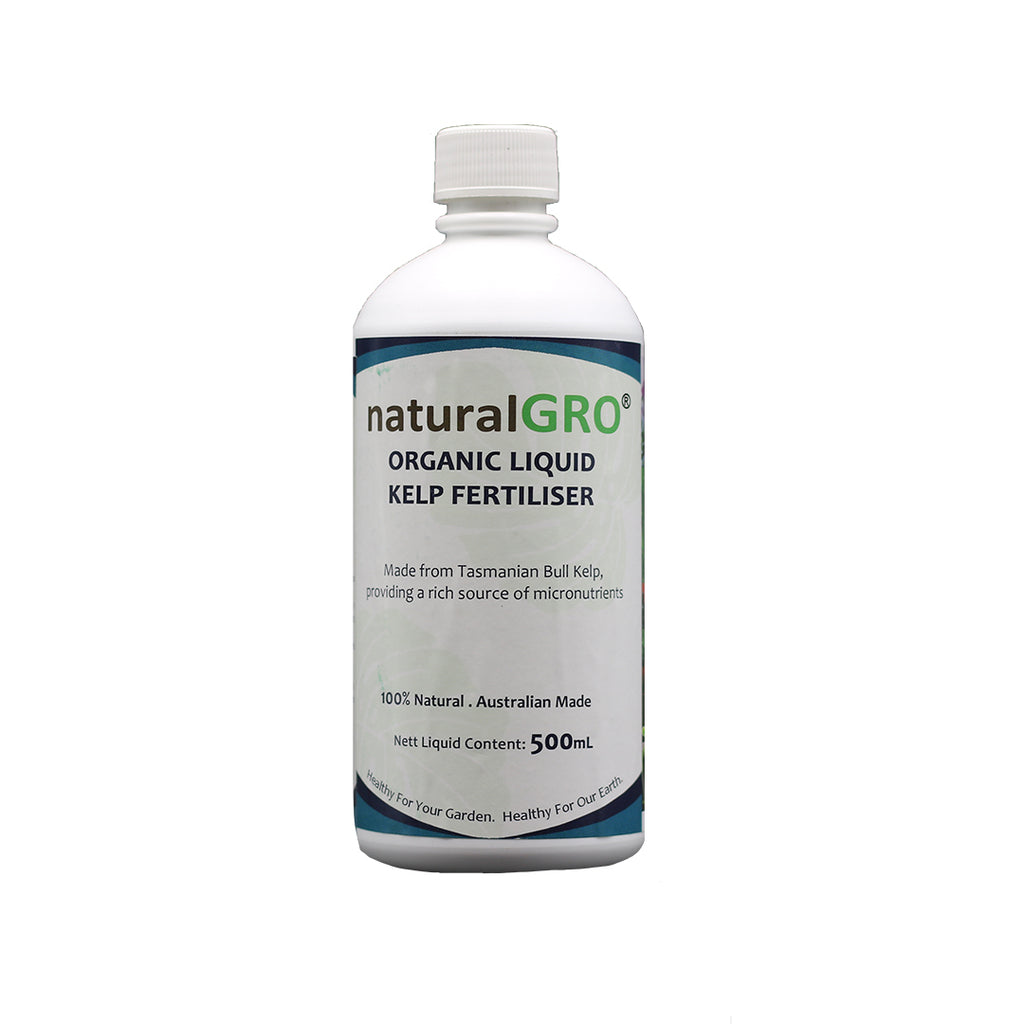 naturalGRO Organic Liquid Kelp Fertiliser