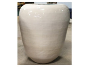 Thai Ceramic Cracked Glazed Pot (Round)