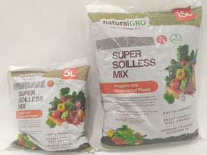 naturalGRO Veggie Mix