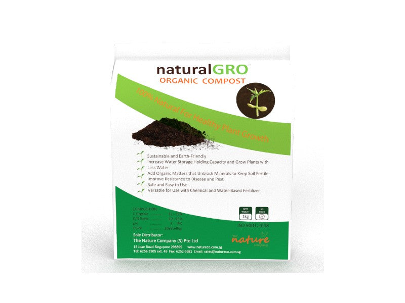 naturalGRO Compost