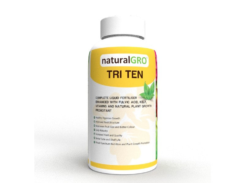 naturalGRO Tri Ten