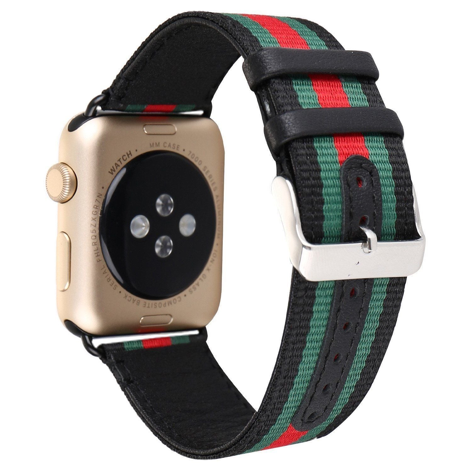 126f8cdc329 Gucci Style Apple Watch Band – AESTHETIC 99