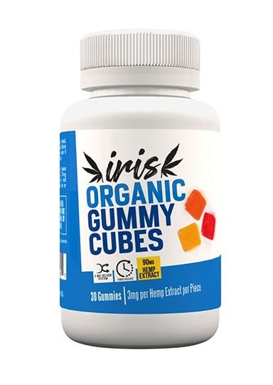 IRIS CBD Gummies 90mg (30 Pcs)