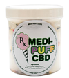 Birthday Cake - Medi-Puff Hemp Cotton Candy - EC Direct CBD