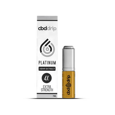 CBD Drip Platinum Extra Strength 7ml - EC Direct CBD