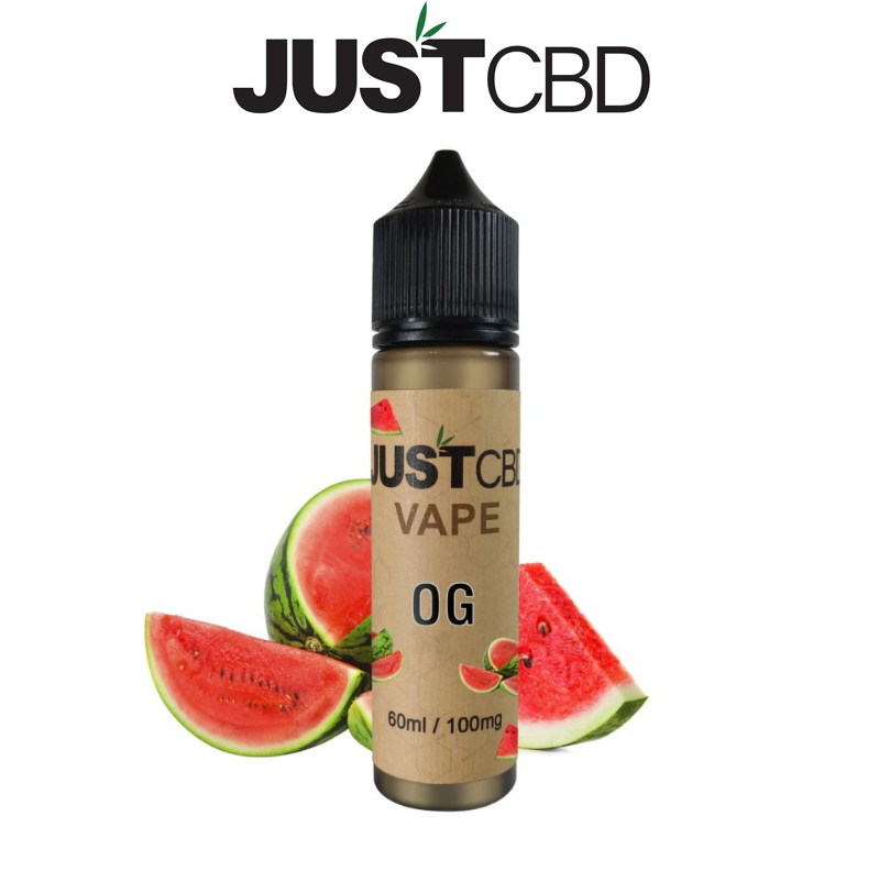 Just CBD - OG Vape Oil - EC Direct CBD