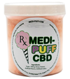 Orange Smoothie - Medi-Puff Hemp Cotton Candy