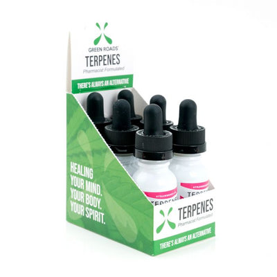Straberry AK 100mg CBD + Terpenes - Green Roads