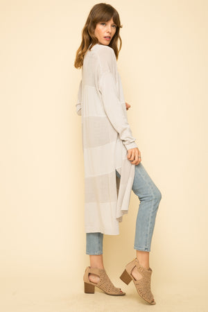LIGHT OPEN CARDI (click for more colors)
