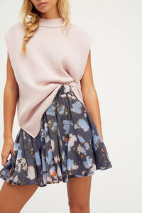 SWAY MY WAY PULL ON SKIRT