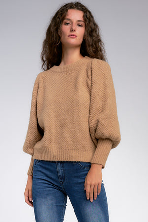 LATTE SWEATER
