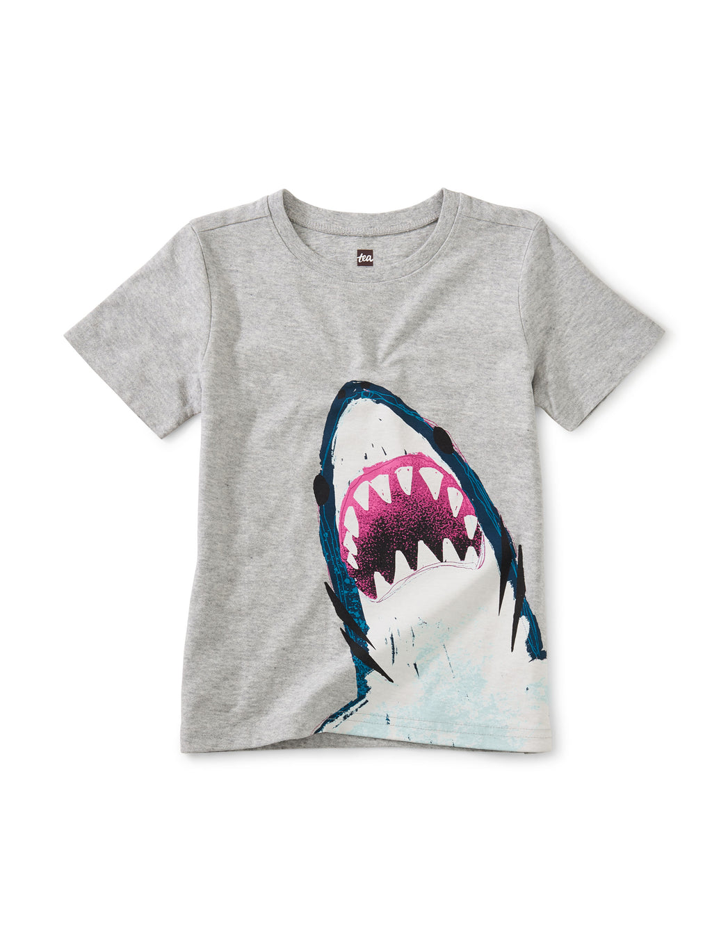 GALAPAGOS SHARK GRAPHIC TEE
