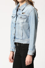 DENIM JACKET
