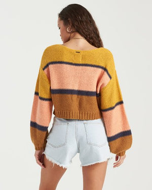 SEEING STRIPES SWEATER