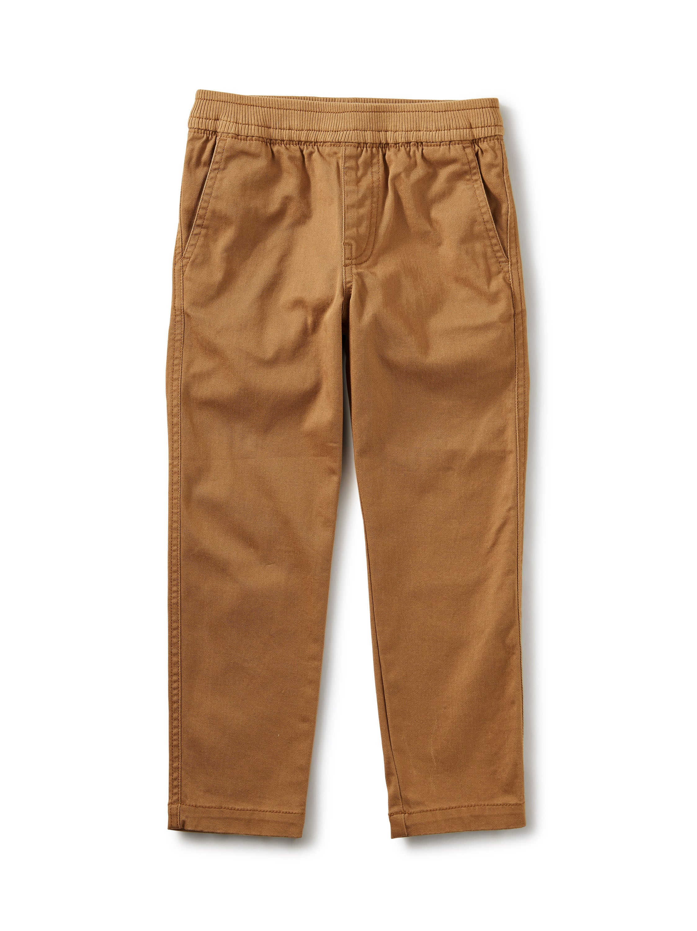 WHEAT TWILL PANT