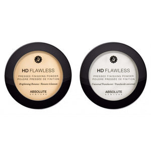 ABSOLUTE HD Flawless Pressed Finishing Powder