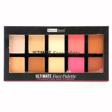 Beauty Treats Ultimate Face Palette