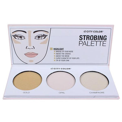 CITY COLOR Strobing Palette