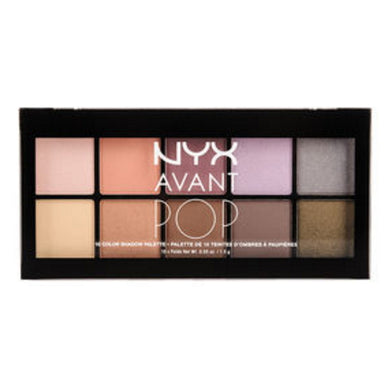 NYX Avant Pop! Shadow Palette - Noveau Chic