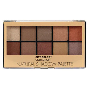 CITY COLOR Natural Shadow Palette