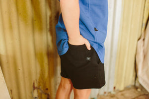 Harem Short – Black