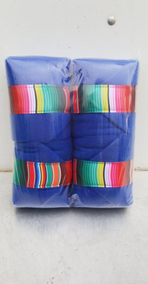 Ribbon Trimmed Polo Wrap Sets