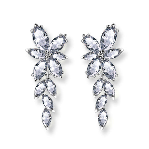 LANA | Crystal Drop Earrings