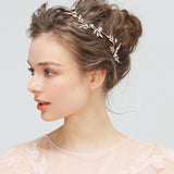 Lily Hair Vine with Crystals & Pins- The Luxe Bride Co