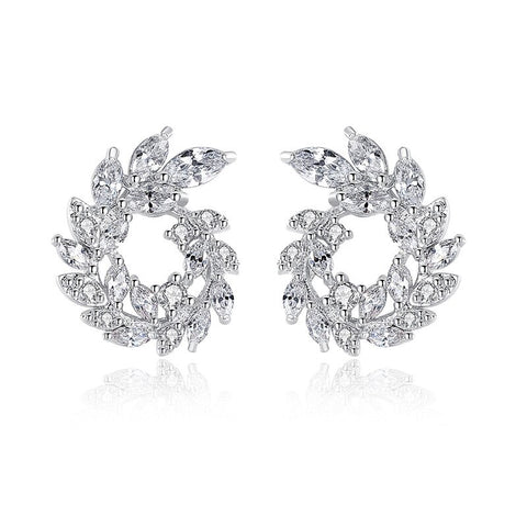 LUNA | Marquise Crystal Earrings