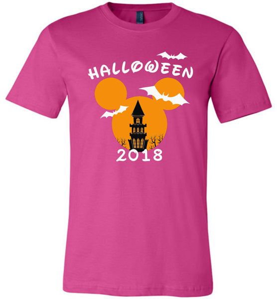 Mickey mouse bat halloween t shirt gift