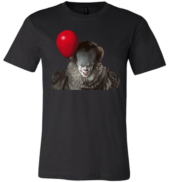 Pennywise halloween costume t shirt gift