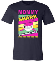 Vintage mommy shark doo doo doo shirt, mom, mother's day gift tee