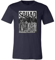 Horror Squad halloween t shirt gift
