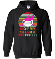 Retro Vintage Mommy Shark doo doo doo T-shirt, mom, mother's day gift tee