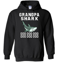 Grandpa shark doo shirt, t shirt gift for grandpa, father's day gift shirt
