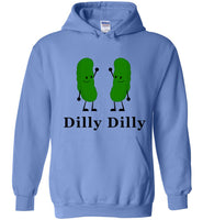 Dancing twin dill pickle dilly dilly t shirt